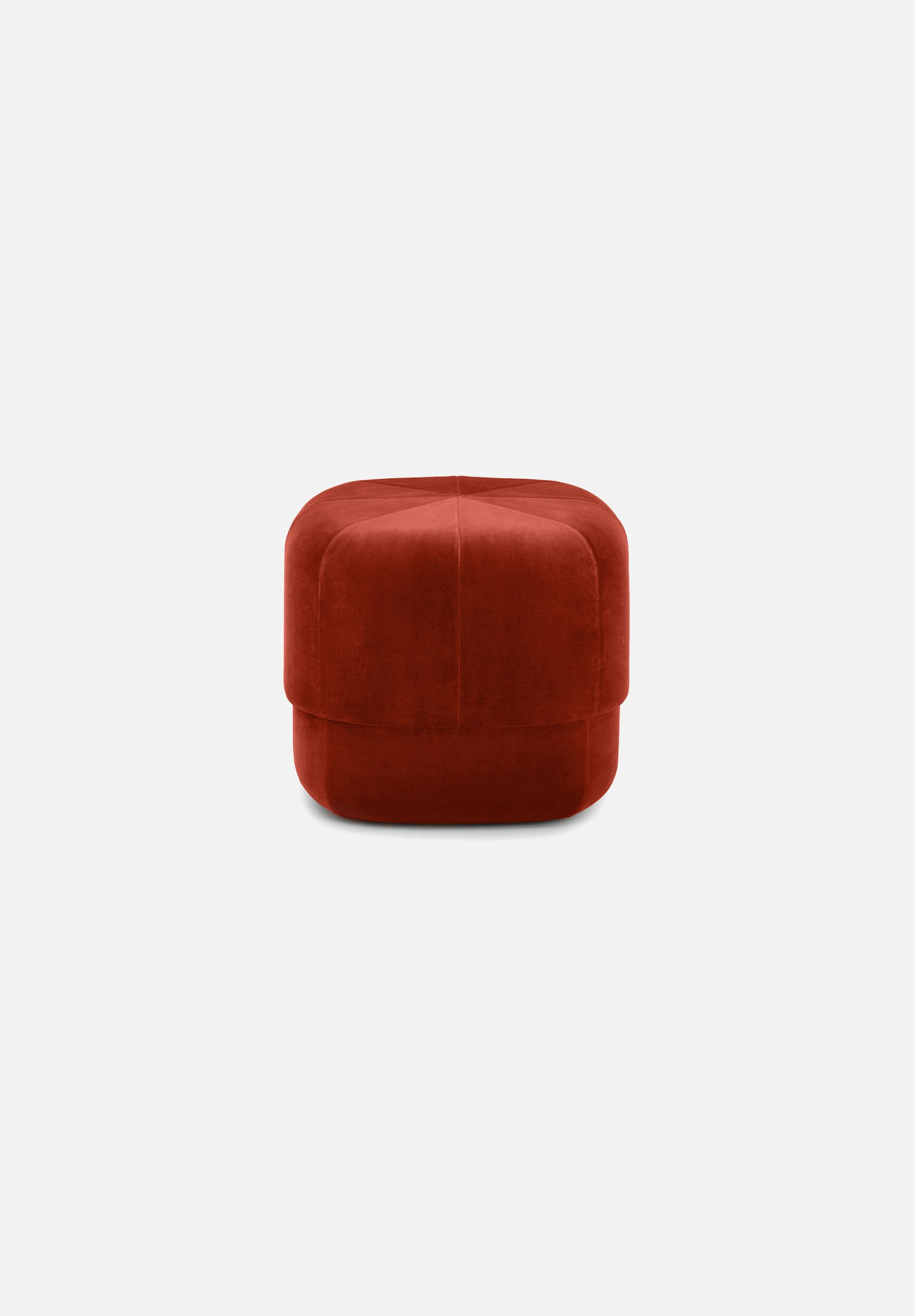 Circus Pouf — Small-Simon Legald-Normann Copenhagen-Rust-Average