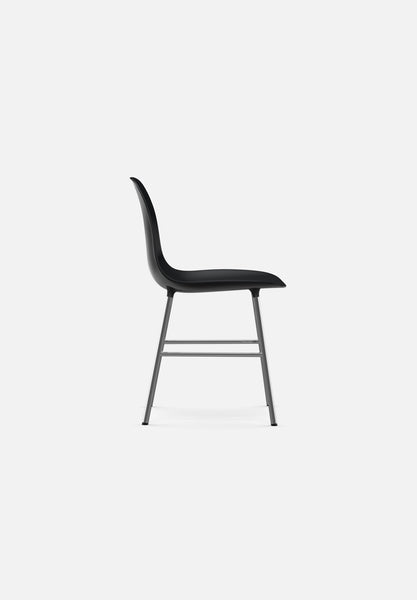 Form Chair — Metal Legs