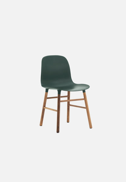 Form Chair — Wood Legs