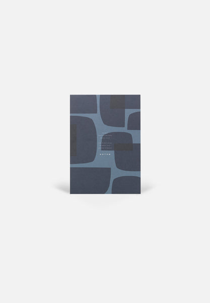 JO Medium Notepad — Blank Sheets