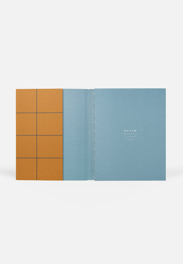 UMA Medium Notebook — Dotted Sheets