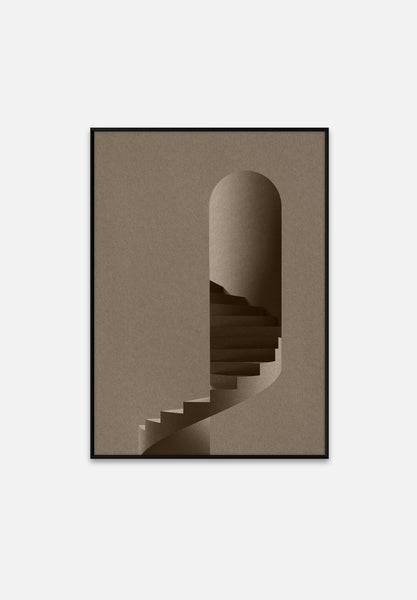 The Tower-Note Design Studio-Paper Collective-30x40cm-Average