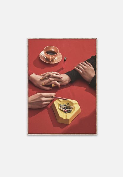 First Date-Henrik Bülow-Paper Collective-30x40cm-Average