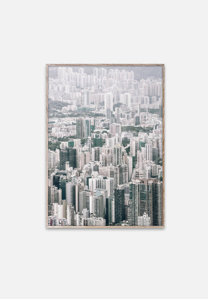 City View-Yuto Yamada-Paper Collective-30x40cm-Average