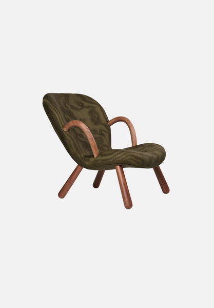 The Arctander Chair — Green