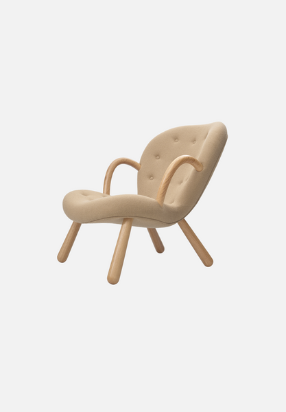 The Arctander Chair — Sand