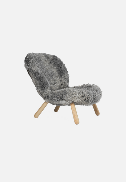 The Arctander Chair — Gotland Sheepskin
