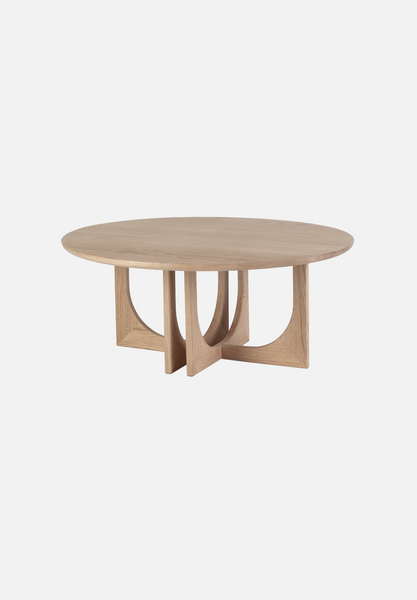 Ensemble Coffee Table — Oiled Oak