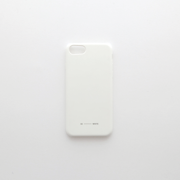 elevenplus iphone 7 case pure white average toronto cloudandco