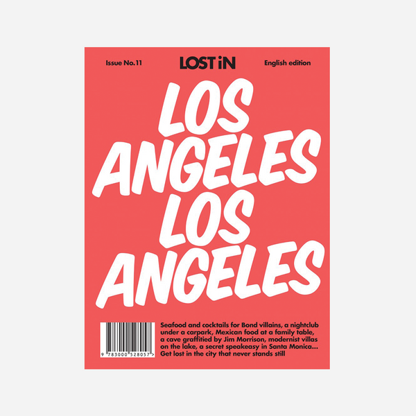 Lost In Travel Guide LA Los Angeles Average Toronto Gestalten