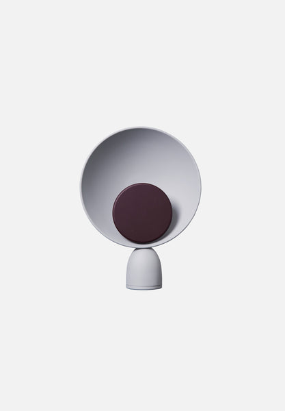 Blooper Lamp-Mette Schelde-Please Wait to be Seated-Fig Purple-Average