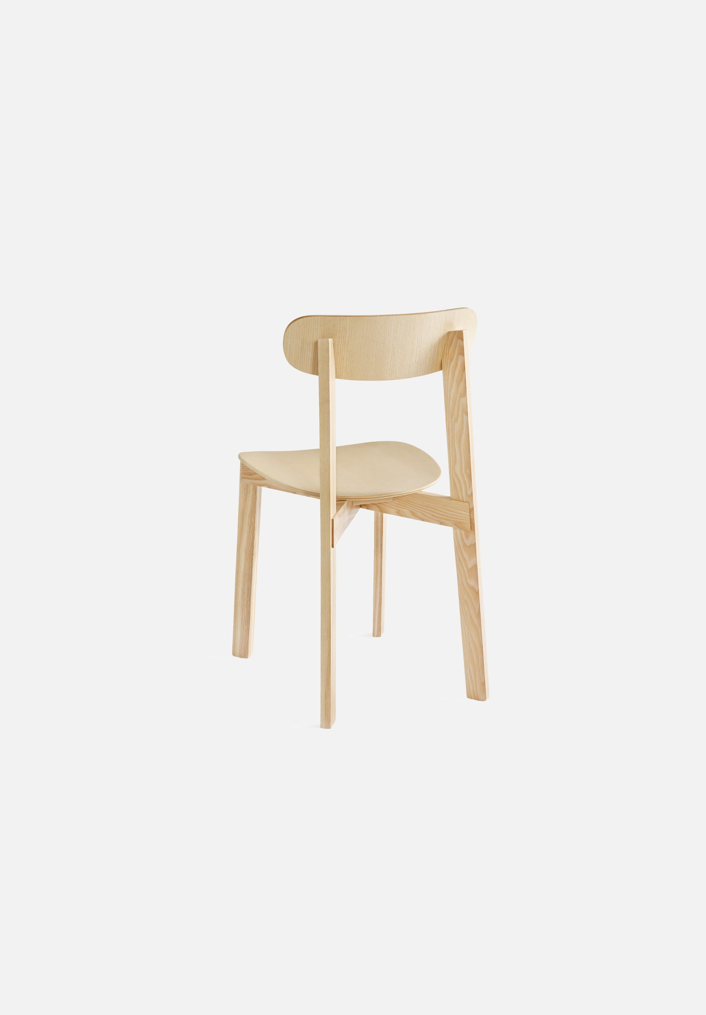 Bondi Chair-Frag Woodall-Please Wait to be Seated-natural-Average