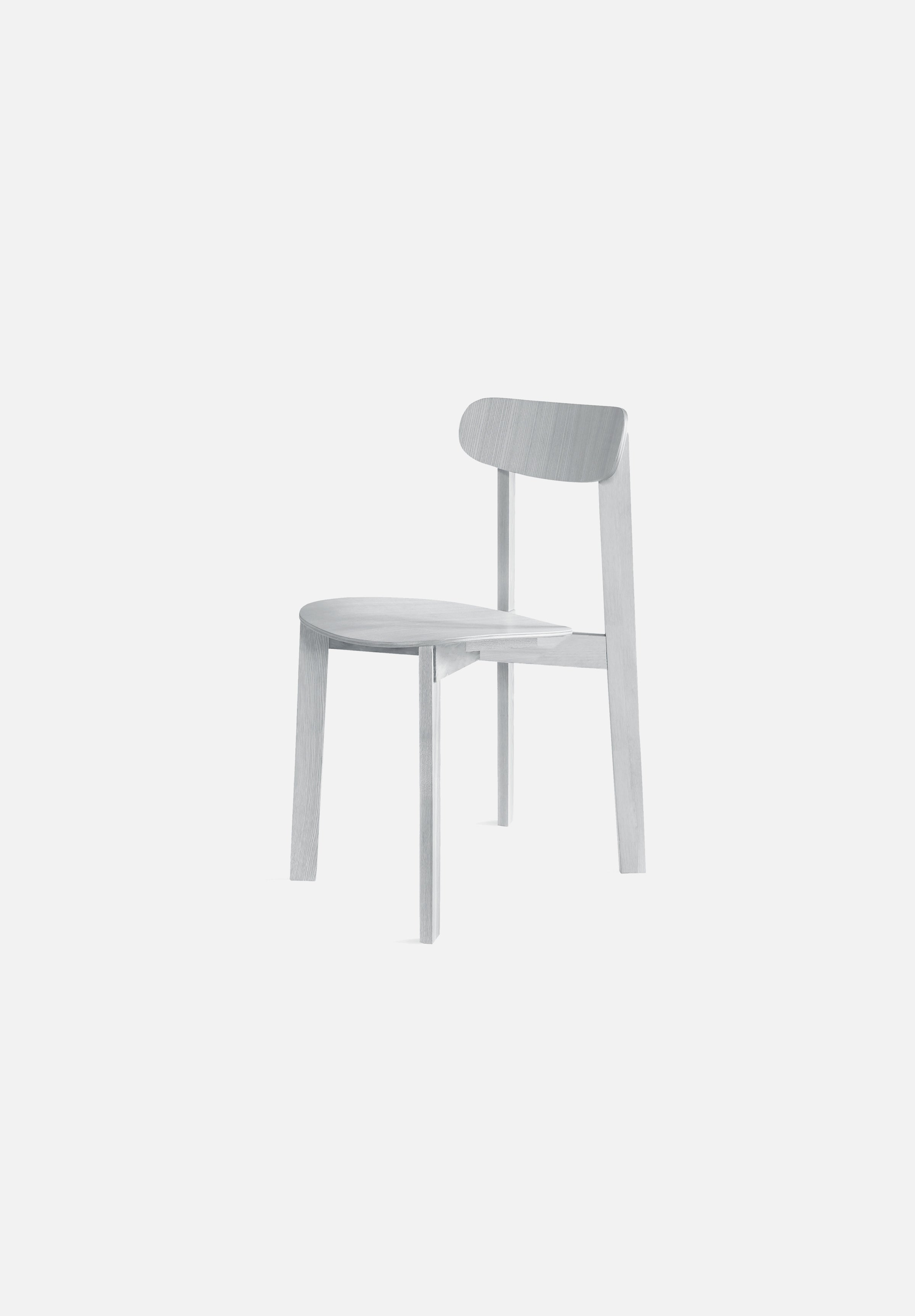 Bondi Chair-Frag Woodall-Please Wait to be Seated-ash_grey-Average