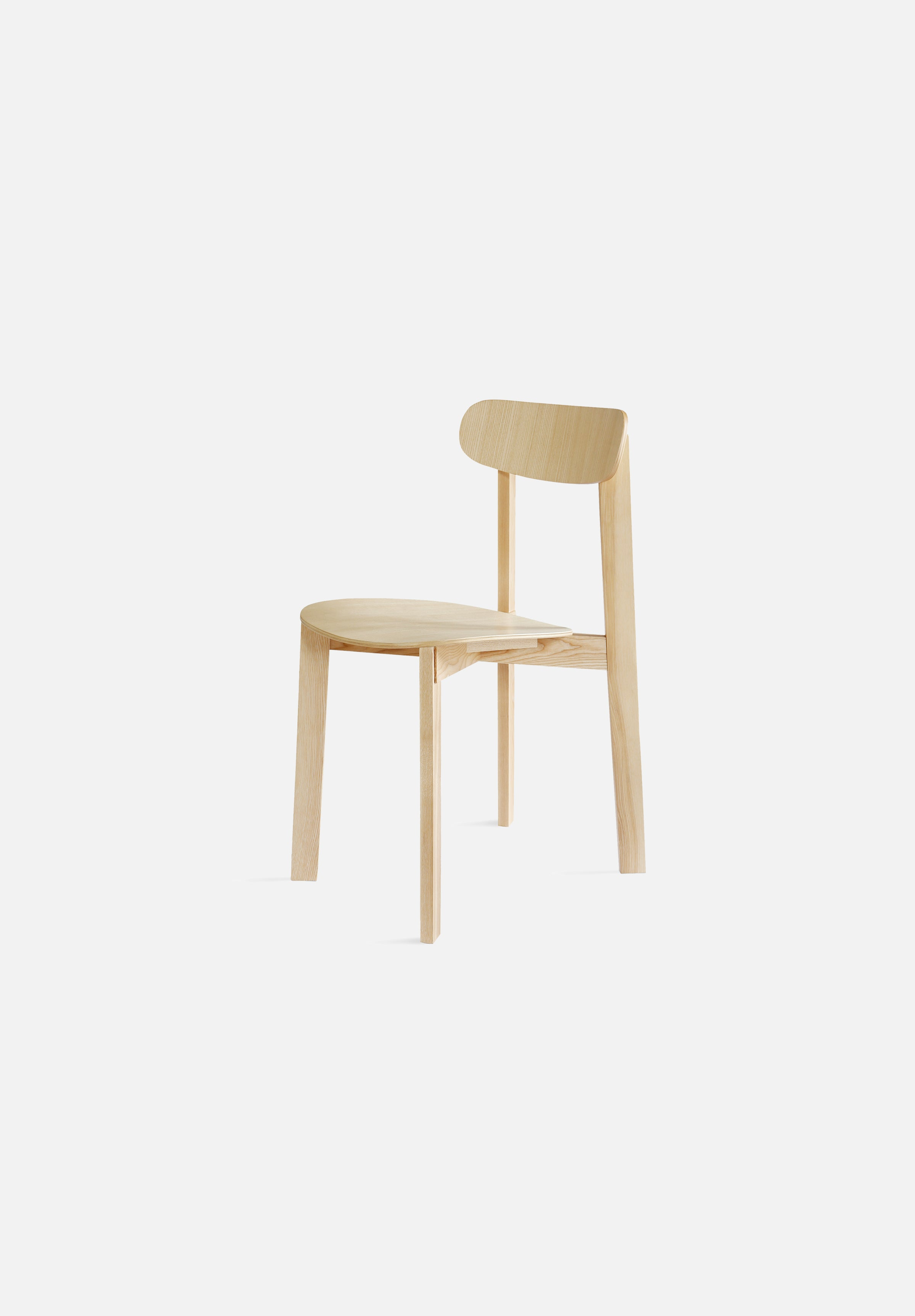 Bondi Chair-Frag Woodall-Please Wait to be Seated-natural- - Average Toronto Canada Design