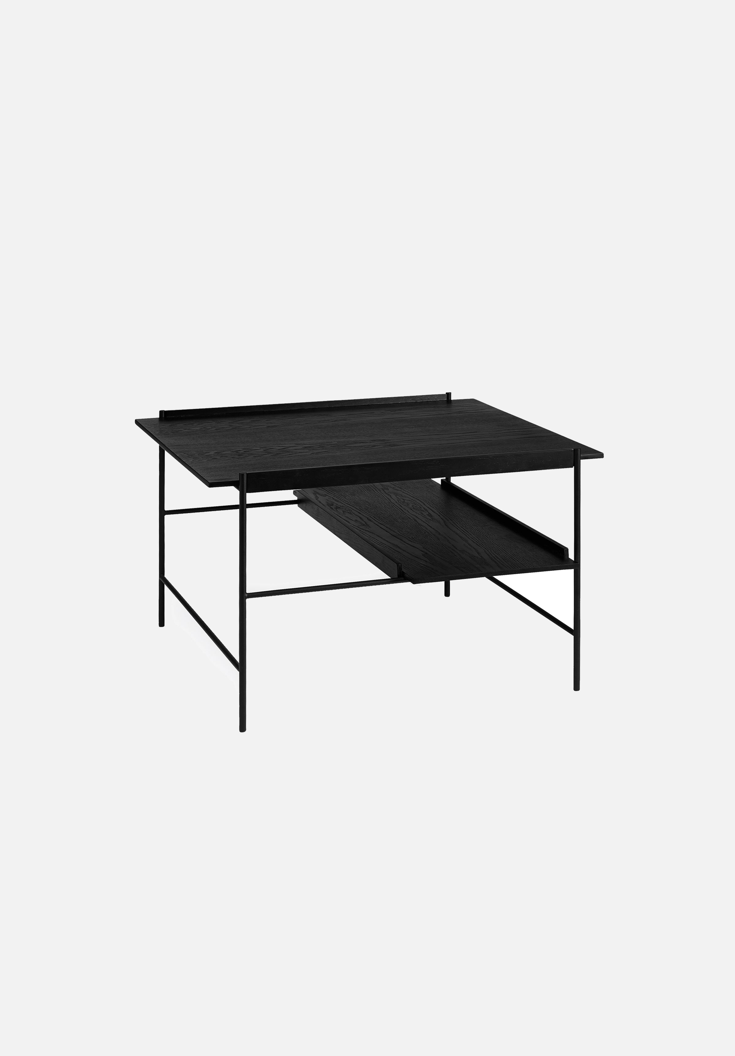 Kanso Coffee Table-Laura Bilde-Please Wait to be Seated-black-Average