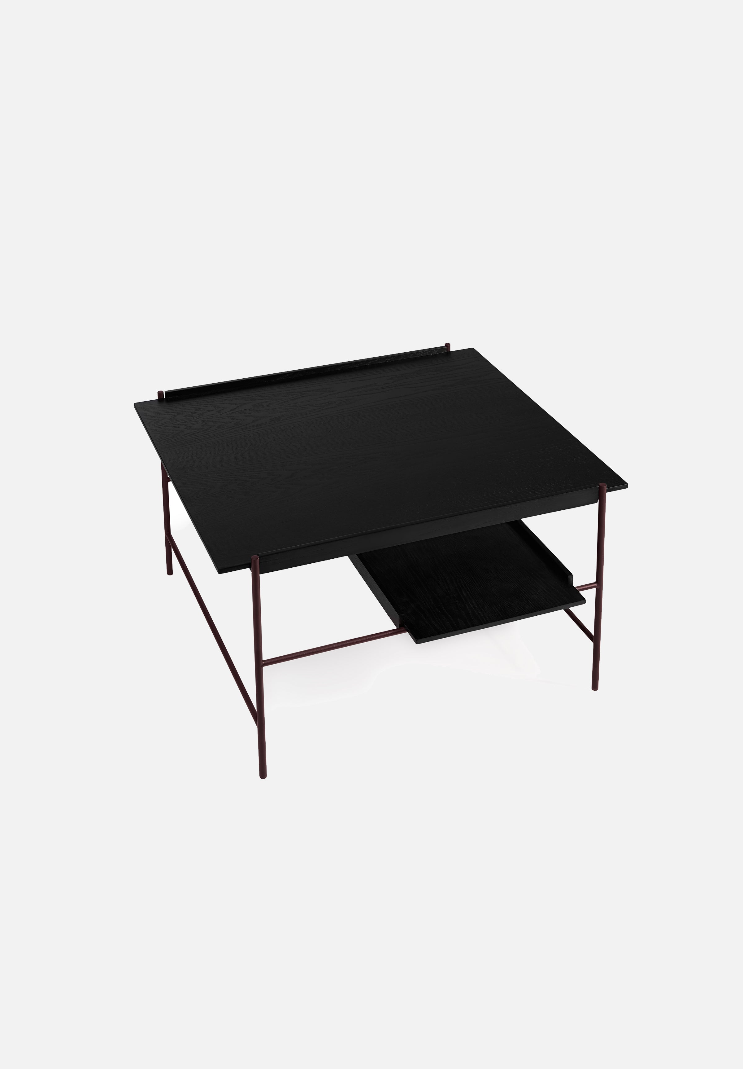Kanso Coffee Table-Laura Bilde-Please Wait to be Seated-fig_purple-Average