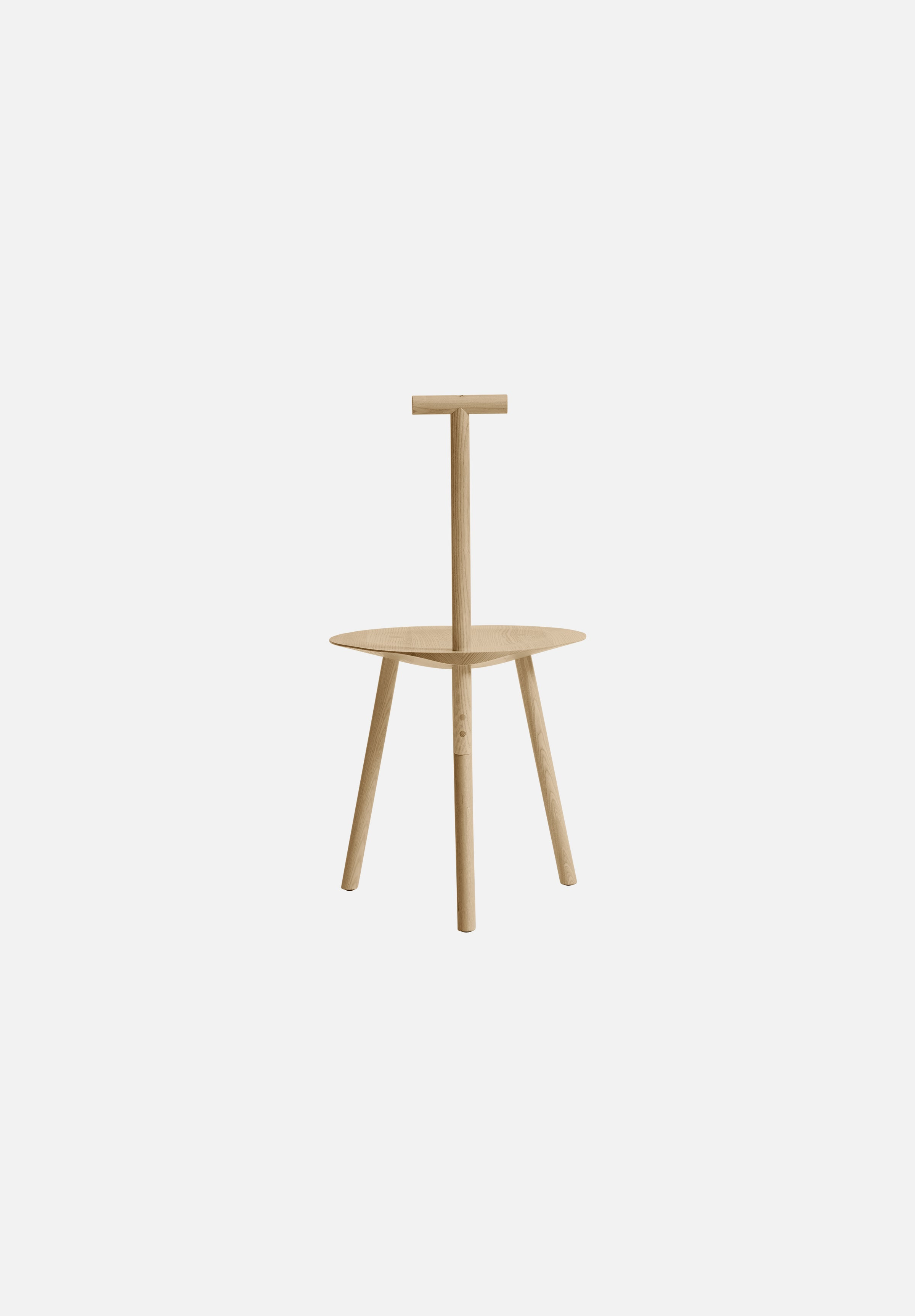 Spade Chair-Faye Toogood-Please Wait to be Seated-Natural-Average