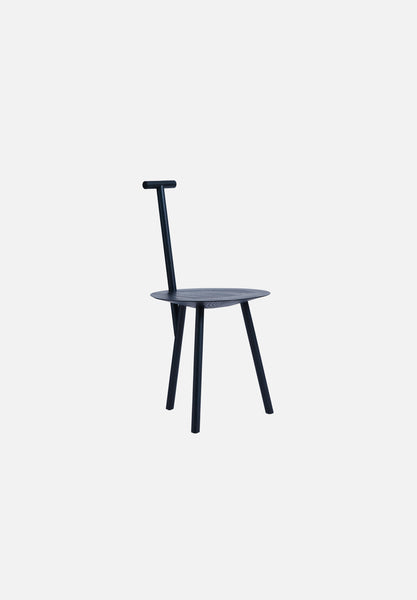 Spade Chair-Faye Toogood-Please Wait to be Seated-Navy Blue-Average