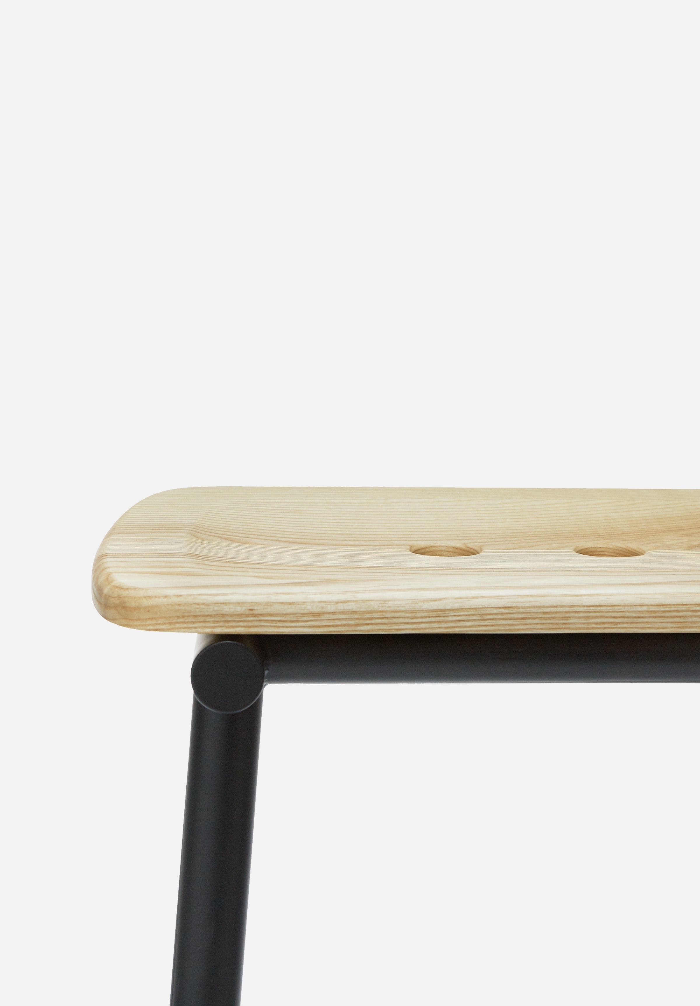 Tubby Stool-Faye Toogood-Please Wait to be Seated-Natural Ash-Average