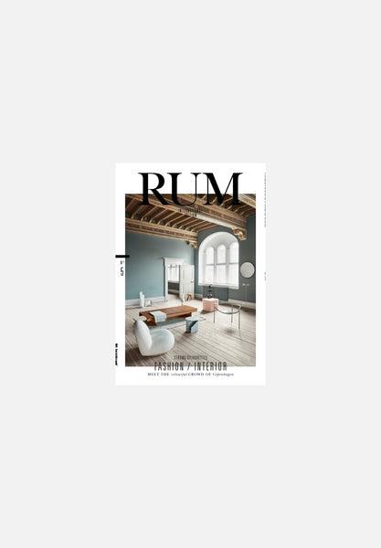 RUM International magazine toronto canada issue 5