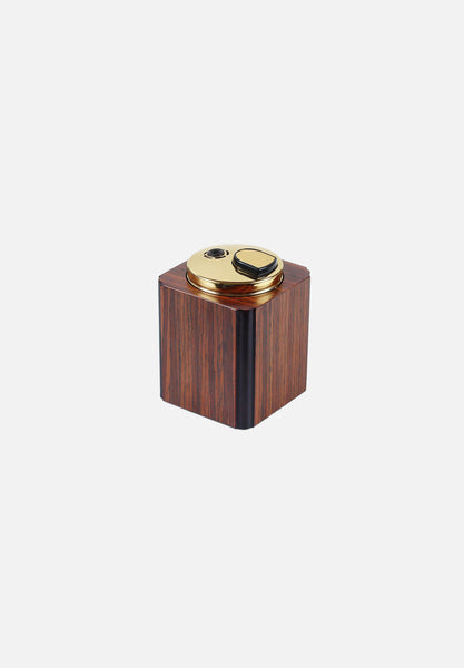 Table Lighter — Mahogany