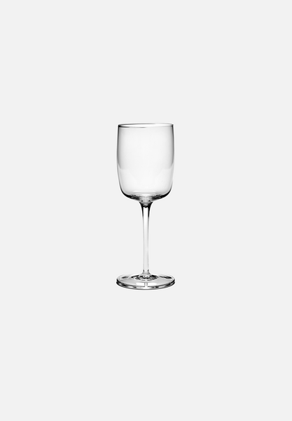 Passe-Partout — White Wine Glass-Vincent Van Duysen-Serax-Average