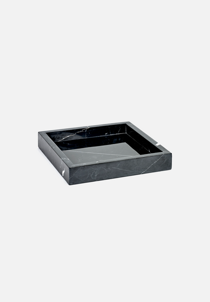 Marble Tray — Black-Serax-Average