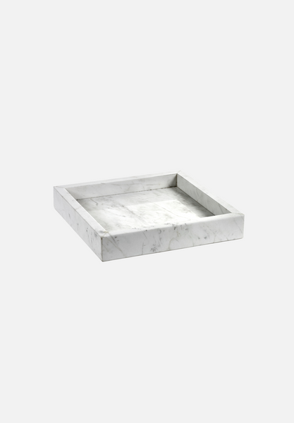 Marble Tray — White-Serax-Average