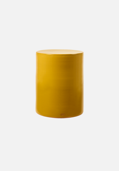 Pawn — Ocher Side Table