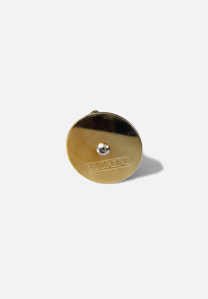 Bike Bell — Brass