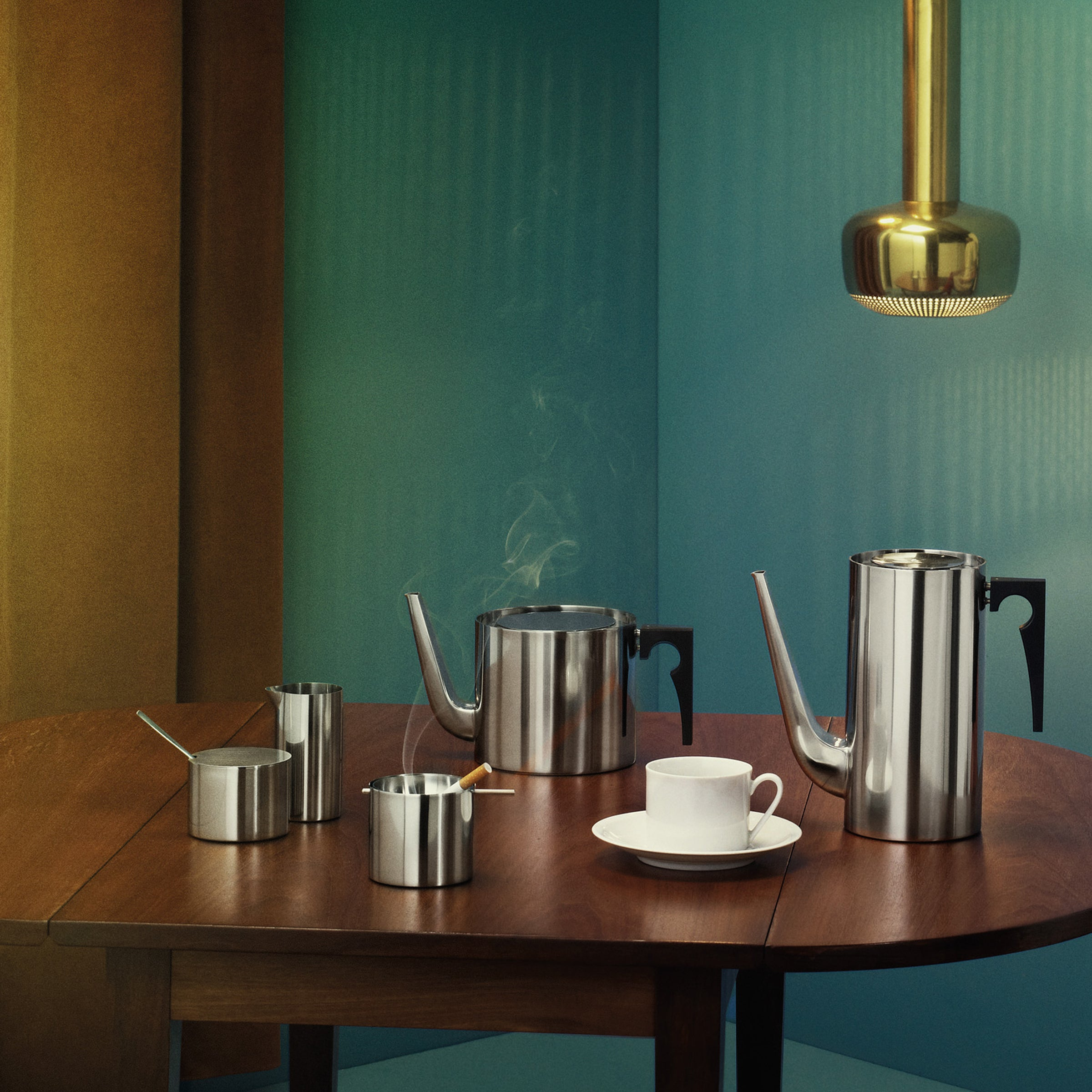 Arne Jacobsen Cylinda Sugar Bowl