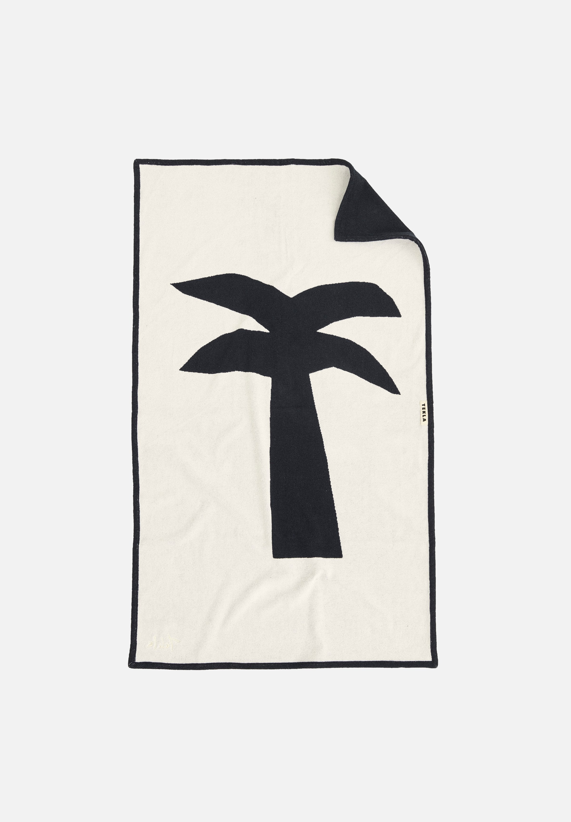 Reversible Beach Towels — Palm