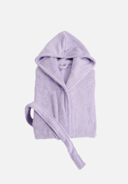 Bathrobe — Lavender