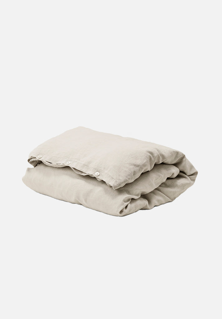 tekla linen duvet sheets canada toronto ontario danish french bedding design sand grey beige white