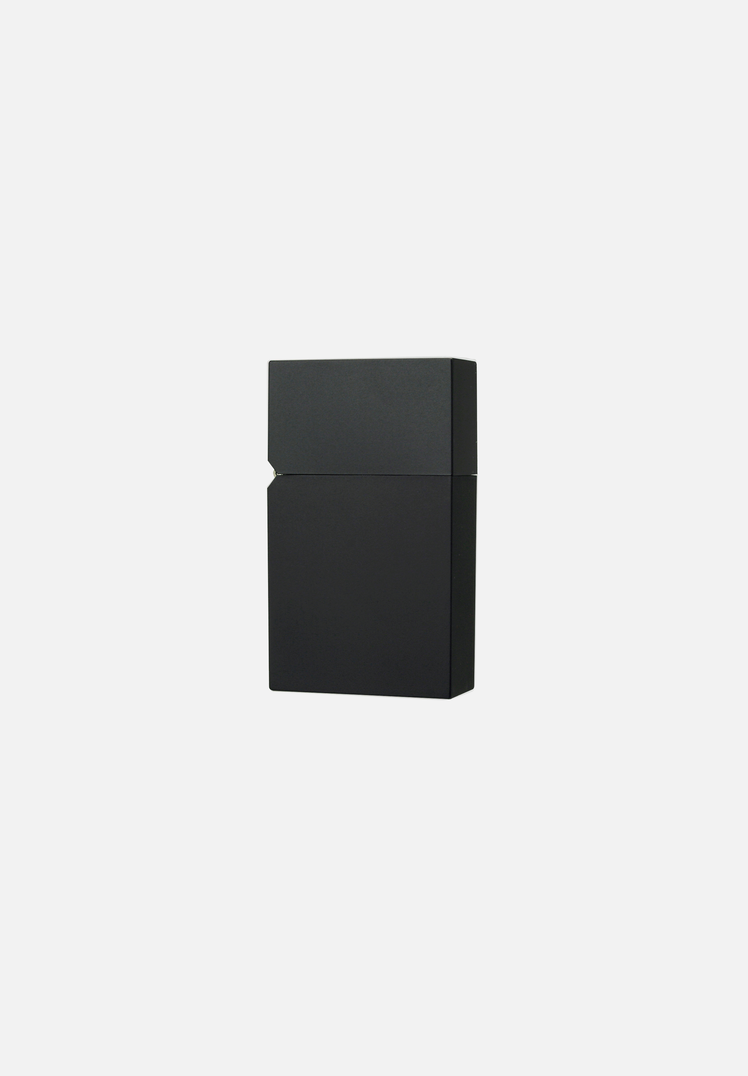 Hard Edge Lighter — Black