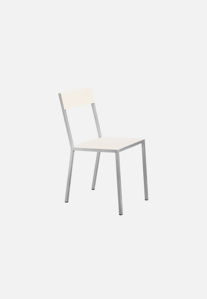 Alu Chair — Ivory/Ivory