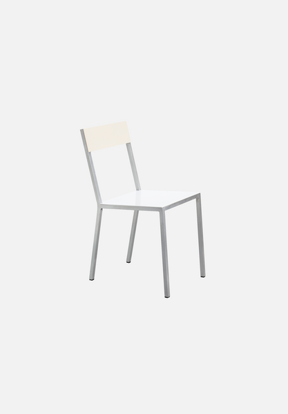 Alu Chair — White/Ivory