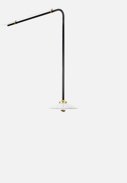 Ceiling Lamp N°1 — Black