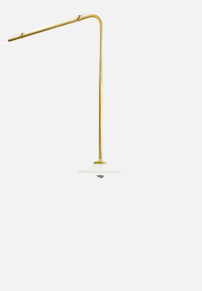 Ceiling Lamp N°1 — Brass