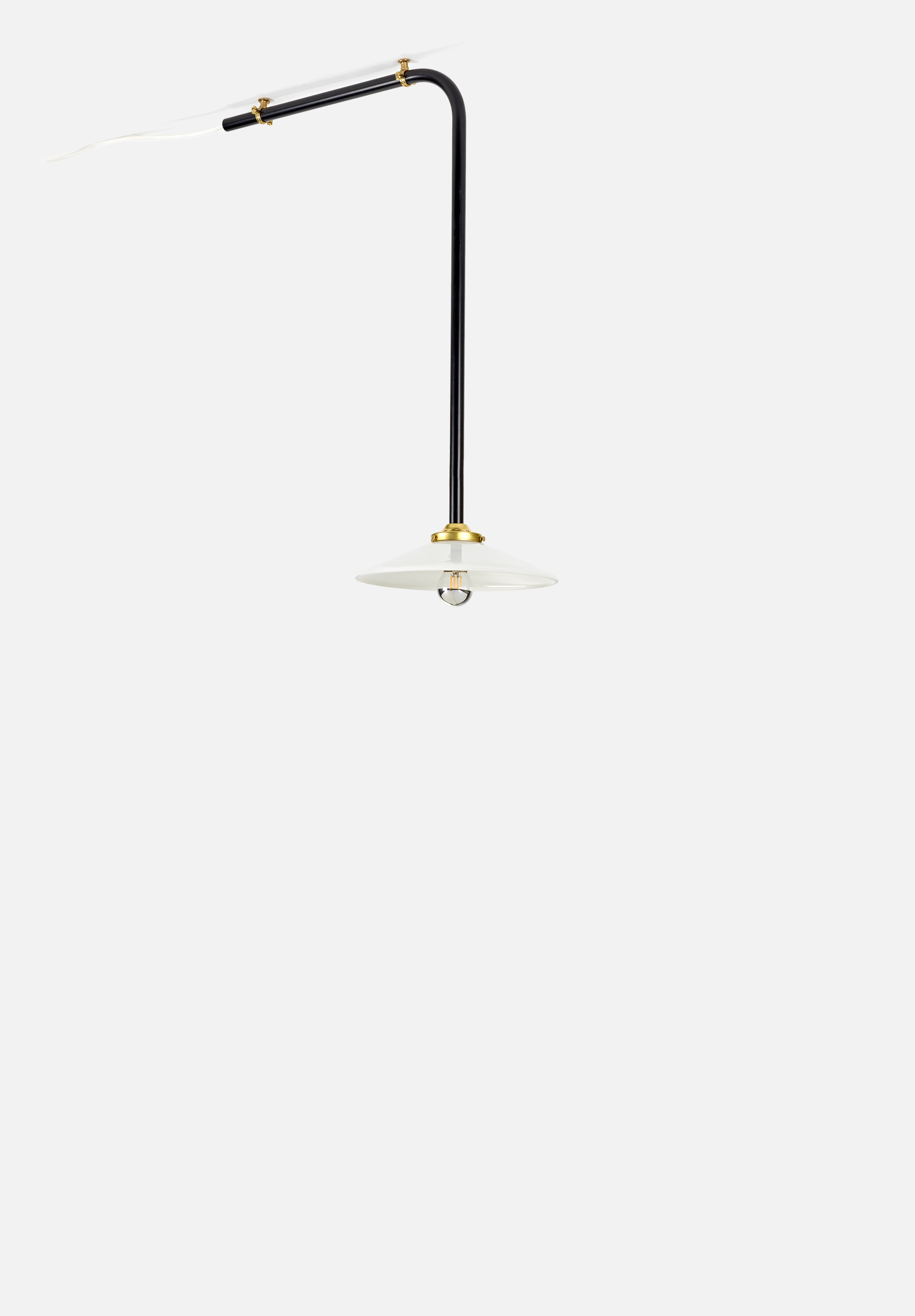 Ceiling Lamp N°3 — Black
