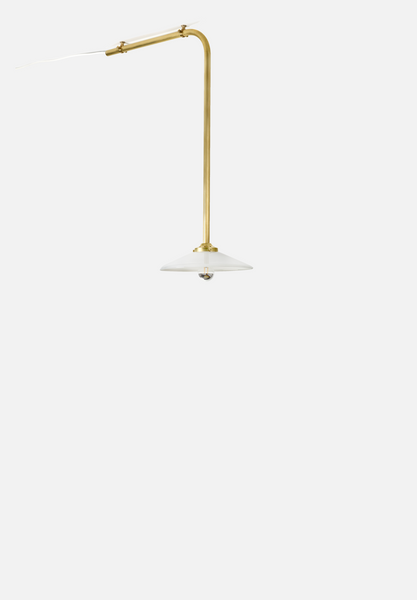Ceiling Lamp N°3 — Brass