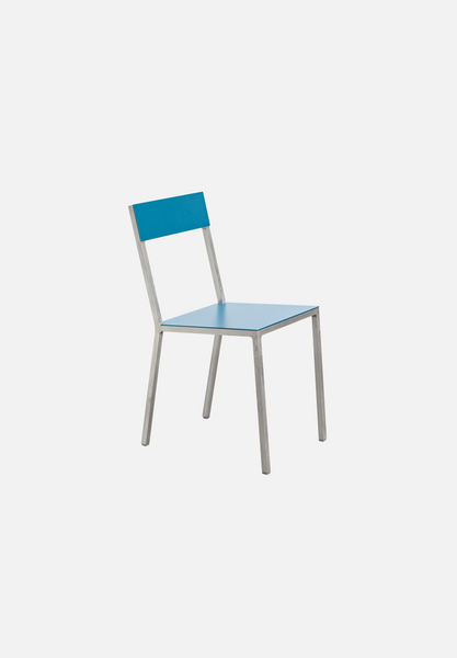 Alu Chair — Hammer Paint Blue