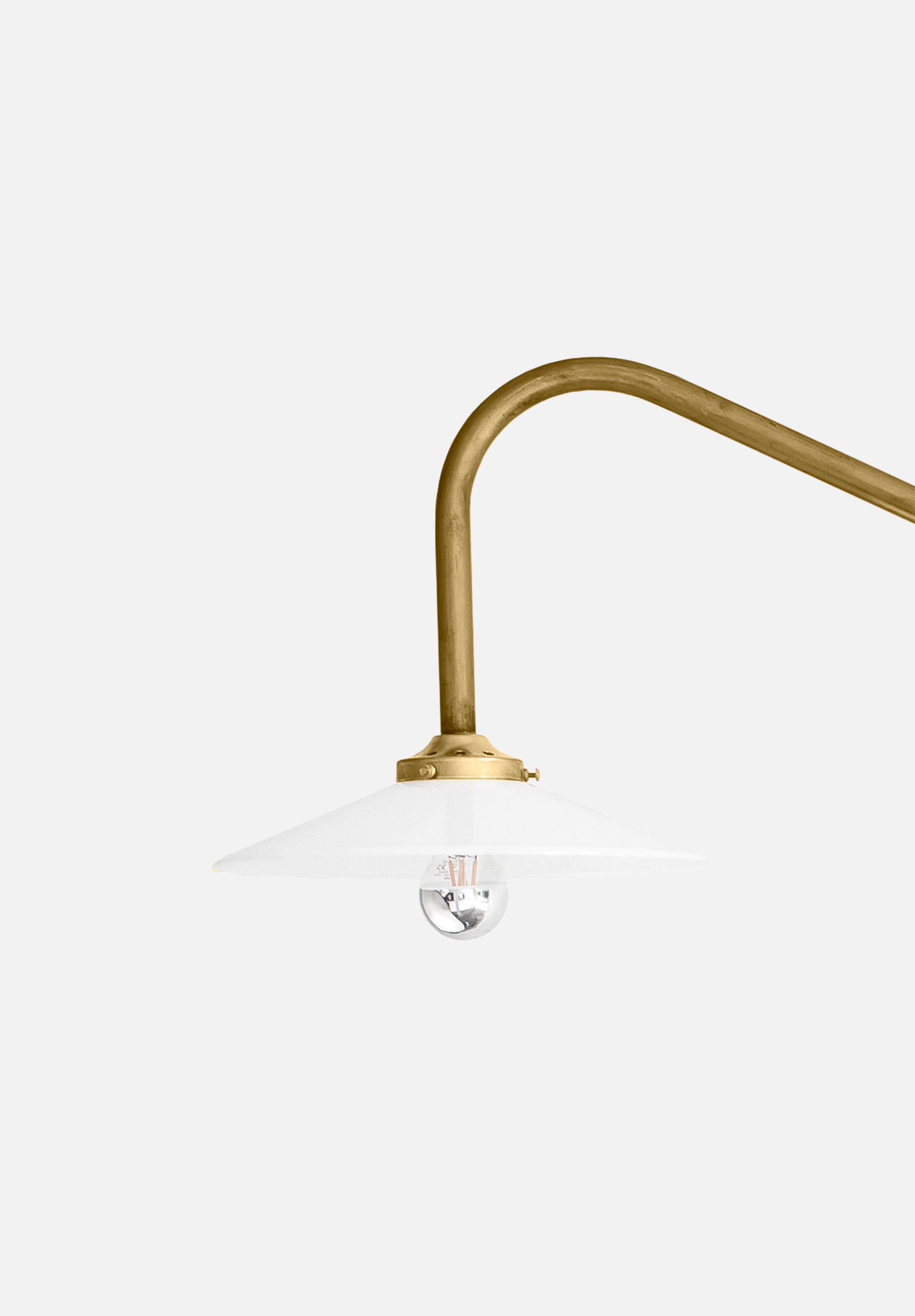 Hanging Lamp N°1 — Brass