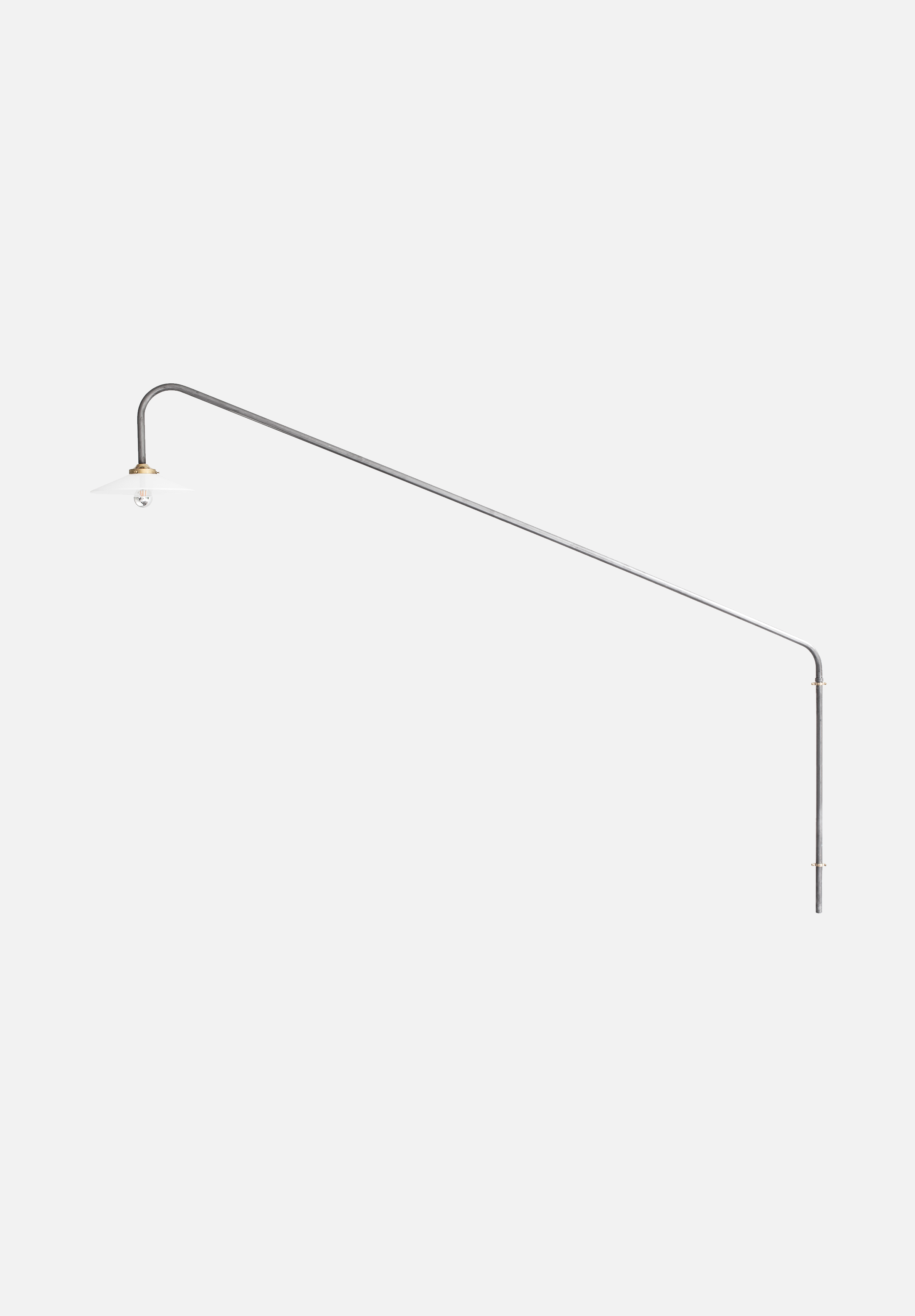 Hanging Lamp N°1 — Unlaquered