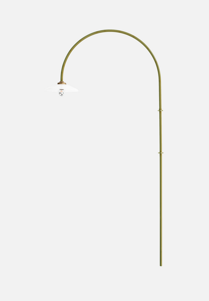 Hanging Lamp N°2 — Curry