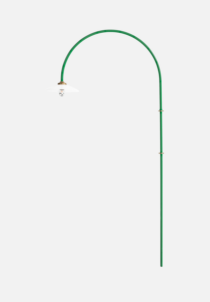 Hanging Lamp N°2 — Green