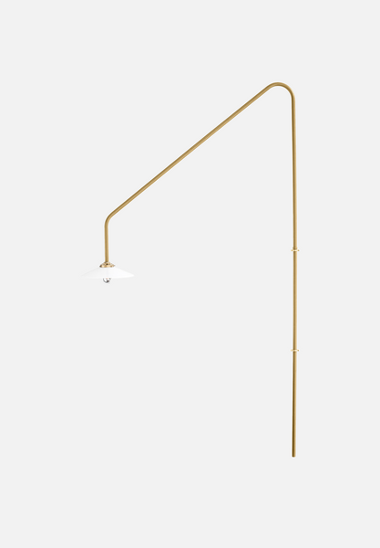 Hanging Lamp N°4 — Brass