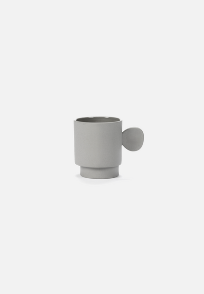 Inner Circle — Light Grey Mug