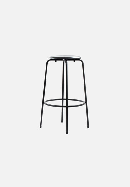 SB 38 Bar/Counter Stool — Black-Egon Eiermann-Wilde + Spieth-Average