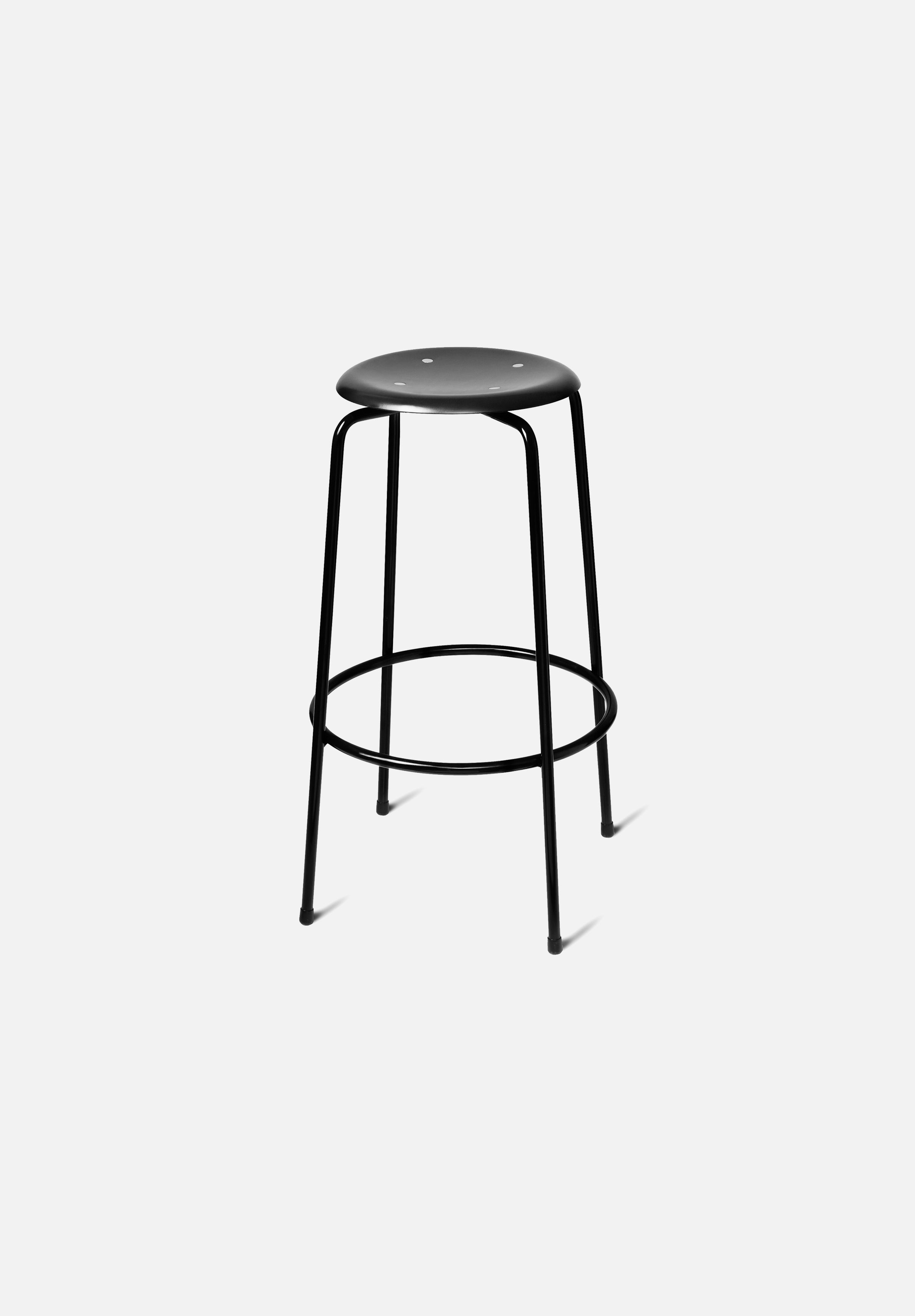 SB 38 Bar/Counter Stool — Black